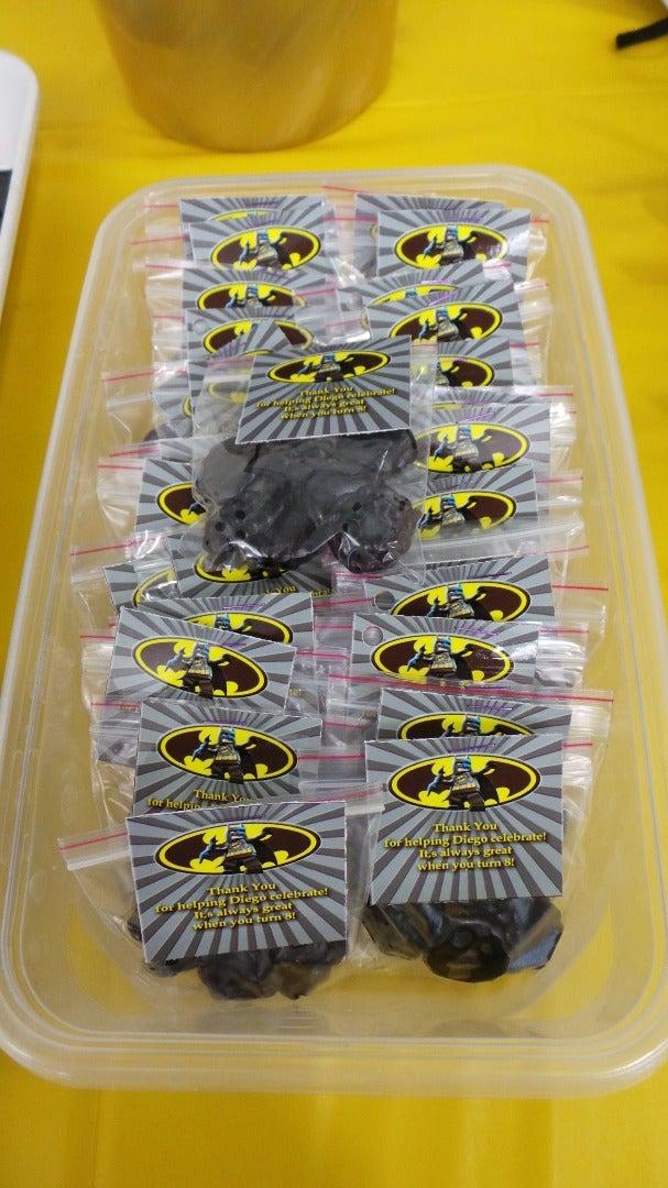 Blackberry Gummie Bags