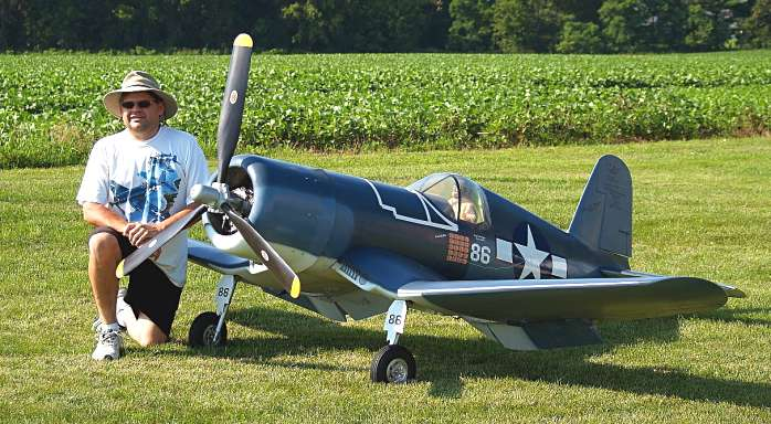 You want to build and fly radio control aircraft