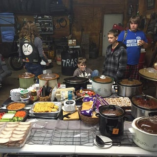 Family Favourite Chilli