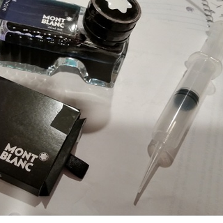 Refill Your Fountain Pen Cartridges and Save