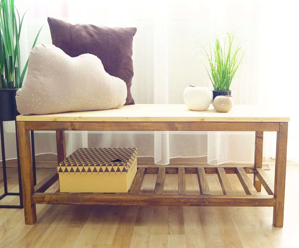 Storing Bed Bench - VIDEO