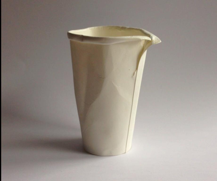 Kintsugi Paper Cup