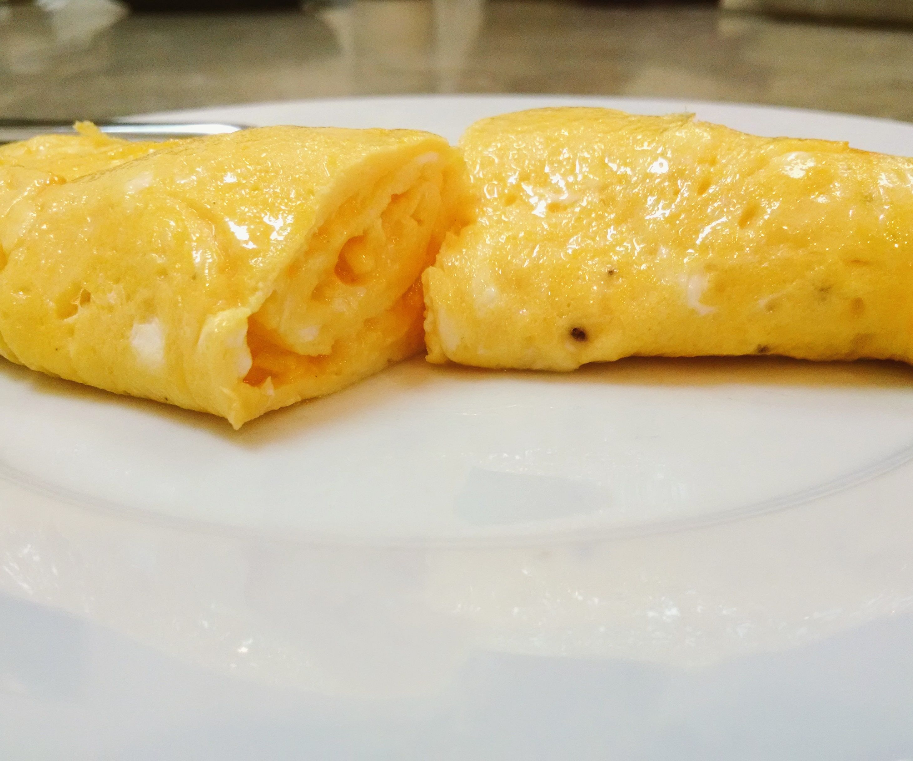 The Perfect French Omelette 7 Steps With Pictures Instructables