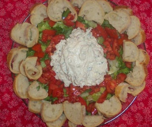 BLT Dip Recipe - for Dips and Spreads, Finger Foods or Appetizers