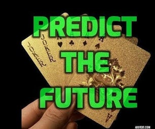 How to Do Crazy Prediction Magic Card Trick