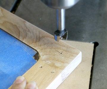 Dowel Riser Holes: Part II