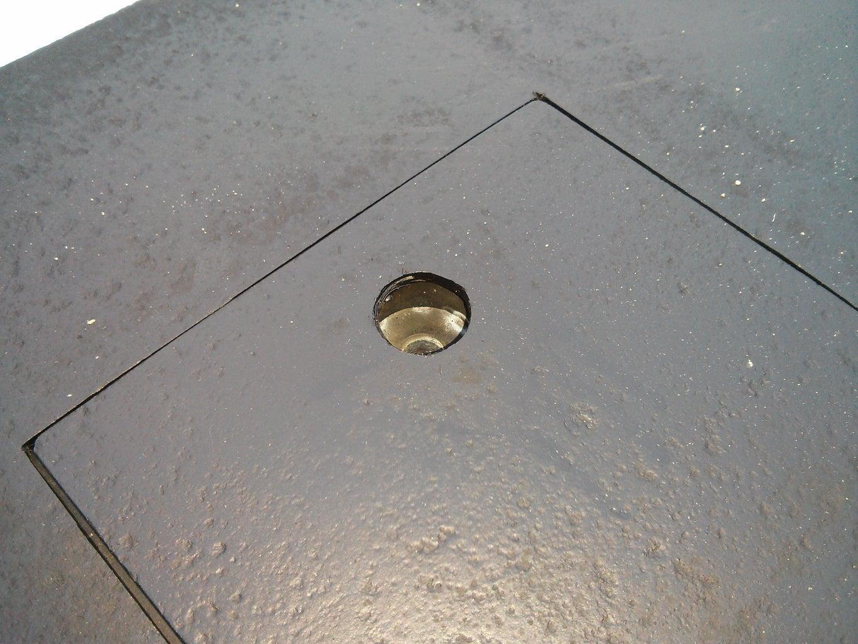 Cut a Door in the Top