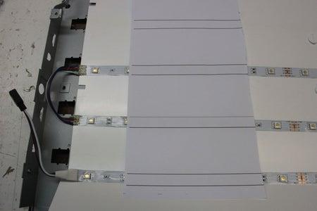 LED Strip Installation