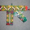 K'nex SMG II submachine gun
