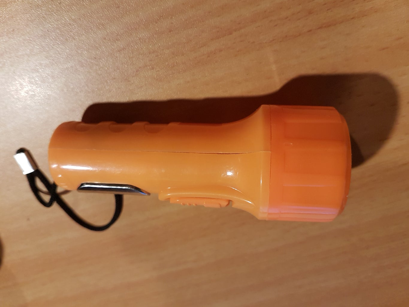 How to Convert Toy Flashlight to Rechargeable Flashlight