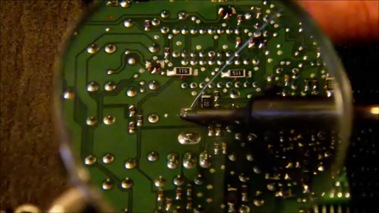 Re-Solder the Defects
