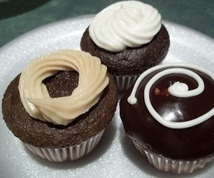 My 3 in 1 Mini Cupcakes