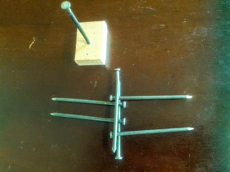 Solutions: Shackles and Balancing Nails
