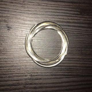 Woven Ring Pendant