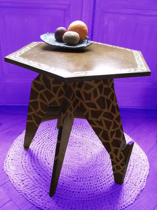 Giraffe Table
