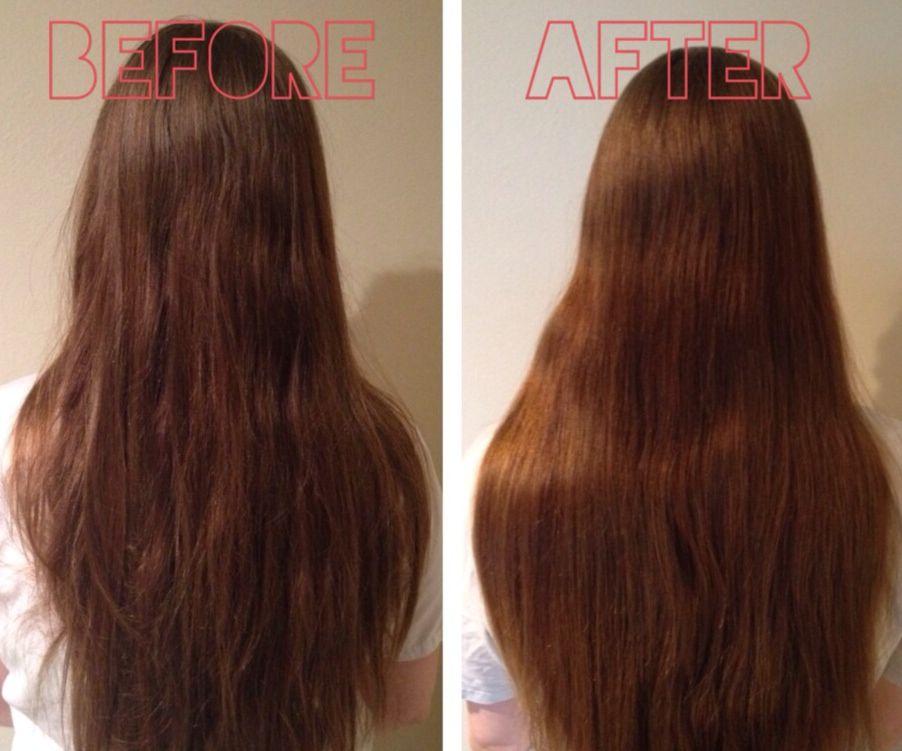 DIY Hair Mask for Dry, Brittle Hair