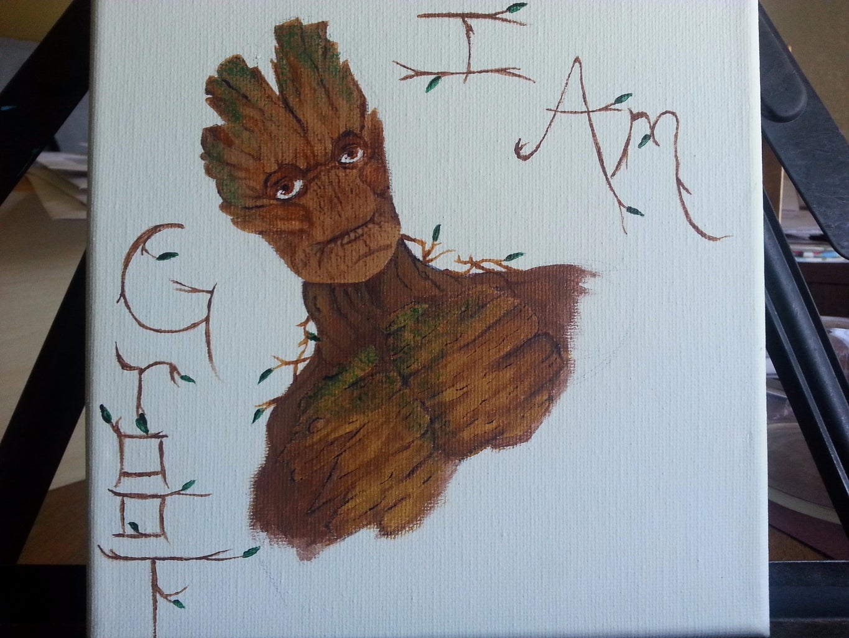 Groot Painting