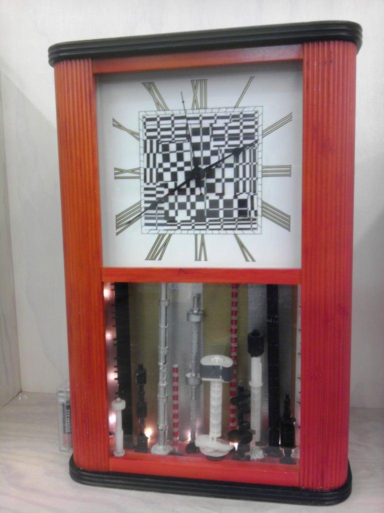 Hacker Junk Clock Ala Sugru!