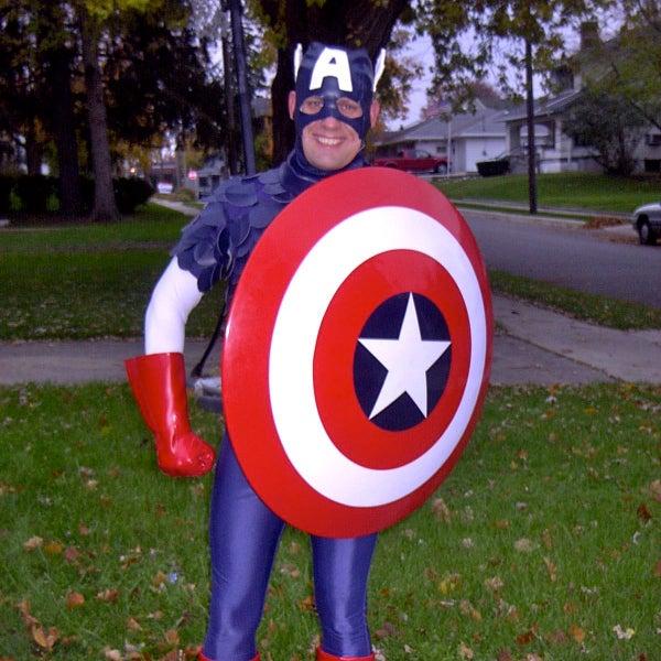 The Avengers Halloween Costumes