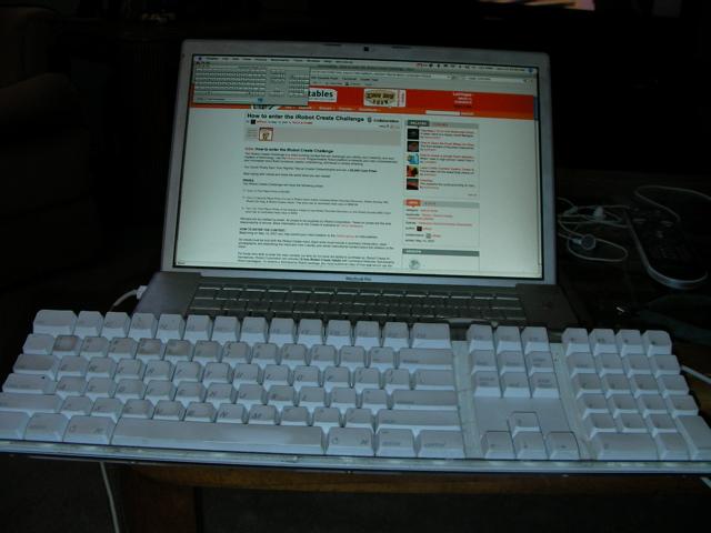 Repairing a Computer Keyboard