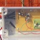 Picaxe Greenhouse Light Sensor Controller