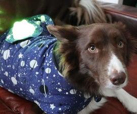 Galaxy Dog Jacket
