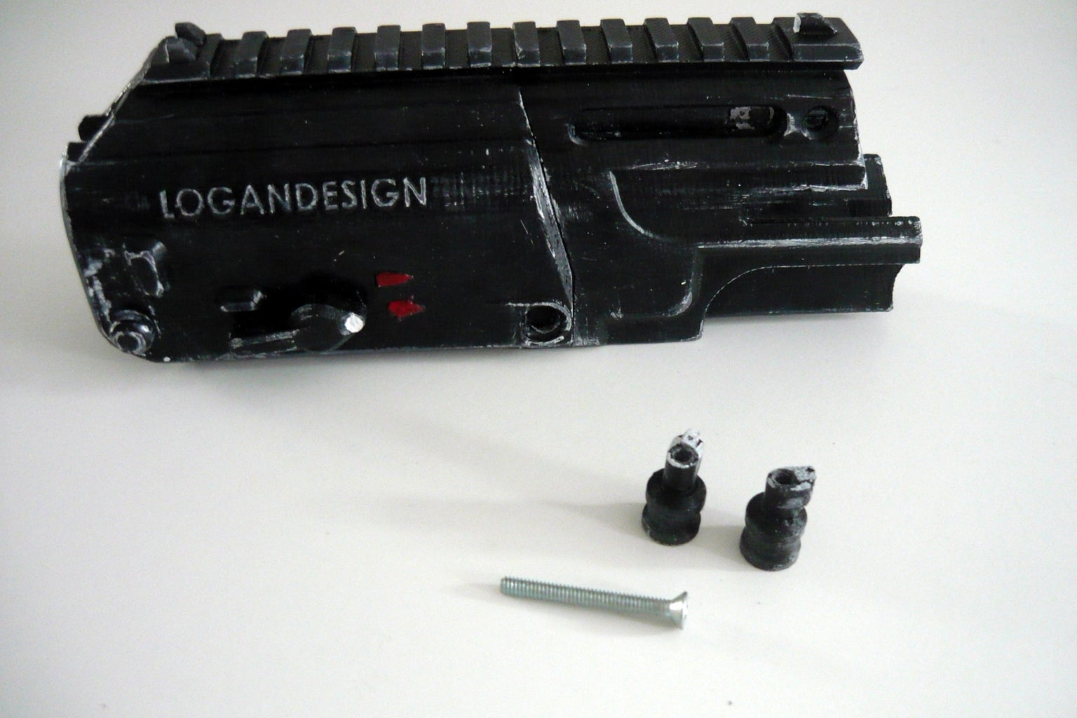Assembly- Receiver