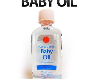 11 Usos Inusuales Para El Aceite De Bebé