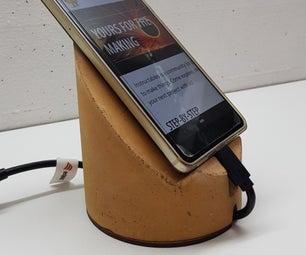 混凝土电话架,3D打印模具