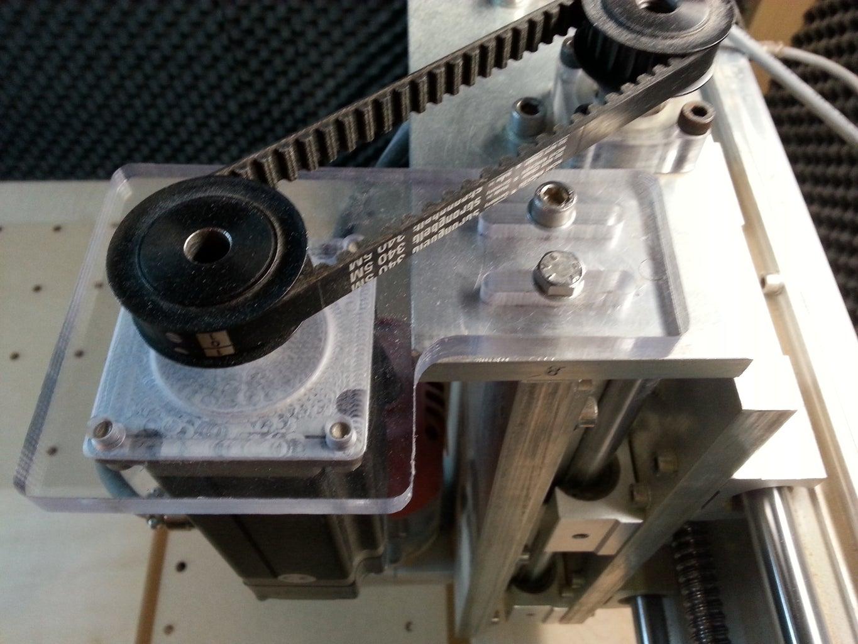 Z-axis Motor Mount