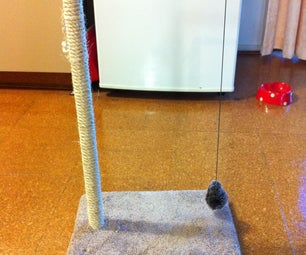 Magnetic Cat Toy