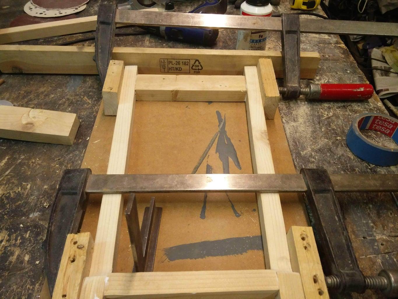 Glue Together the Frame