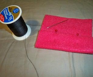 Hand Sewing: Basic Slip Stitch (Blind Stitch)