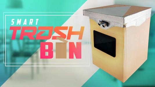 Smart Trash Bin