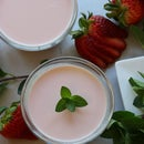 How to Make Strawberry Panna Cotta