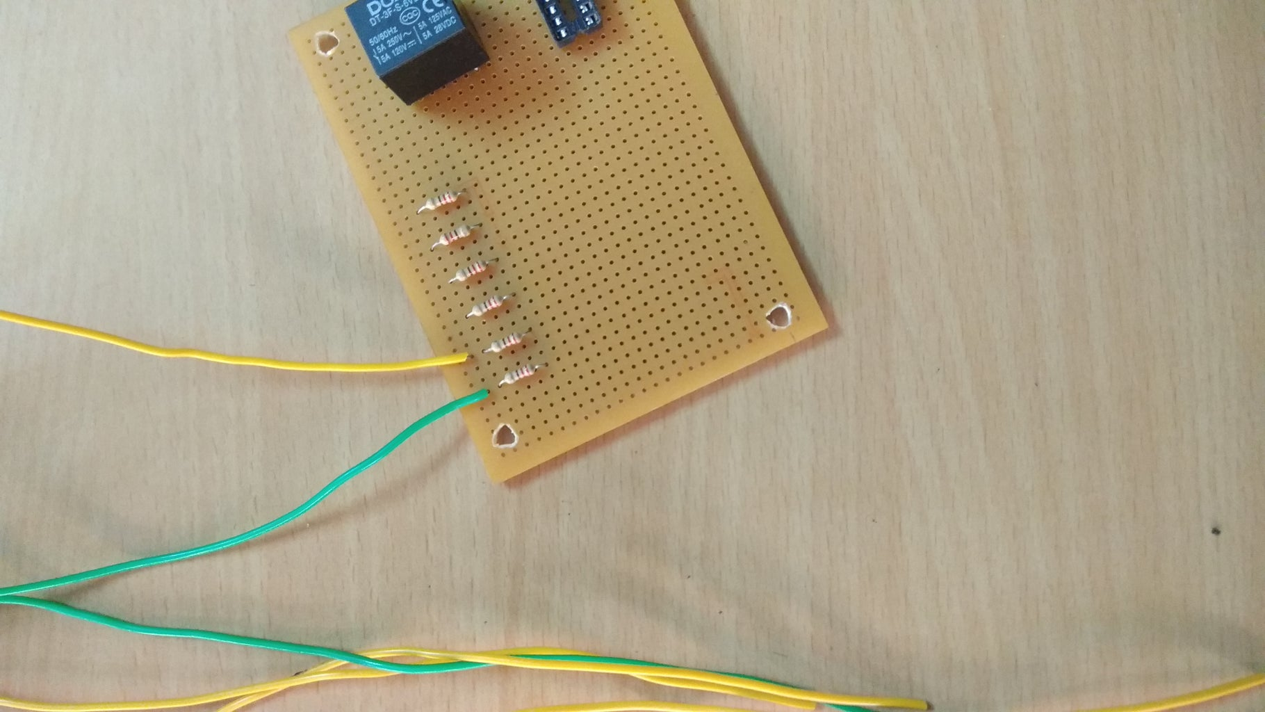 PLACING THE COMPONENTS ON PCB