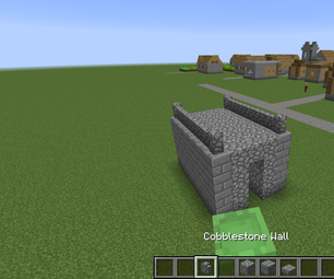 How to Build a Few Super-tough Walls Compatable With My Watchtower.