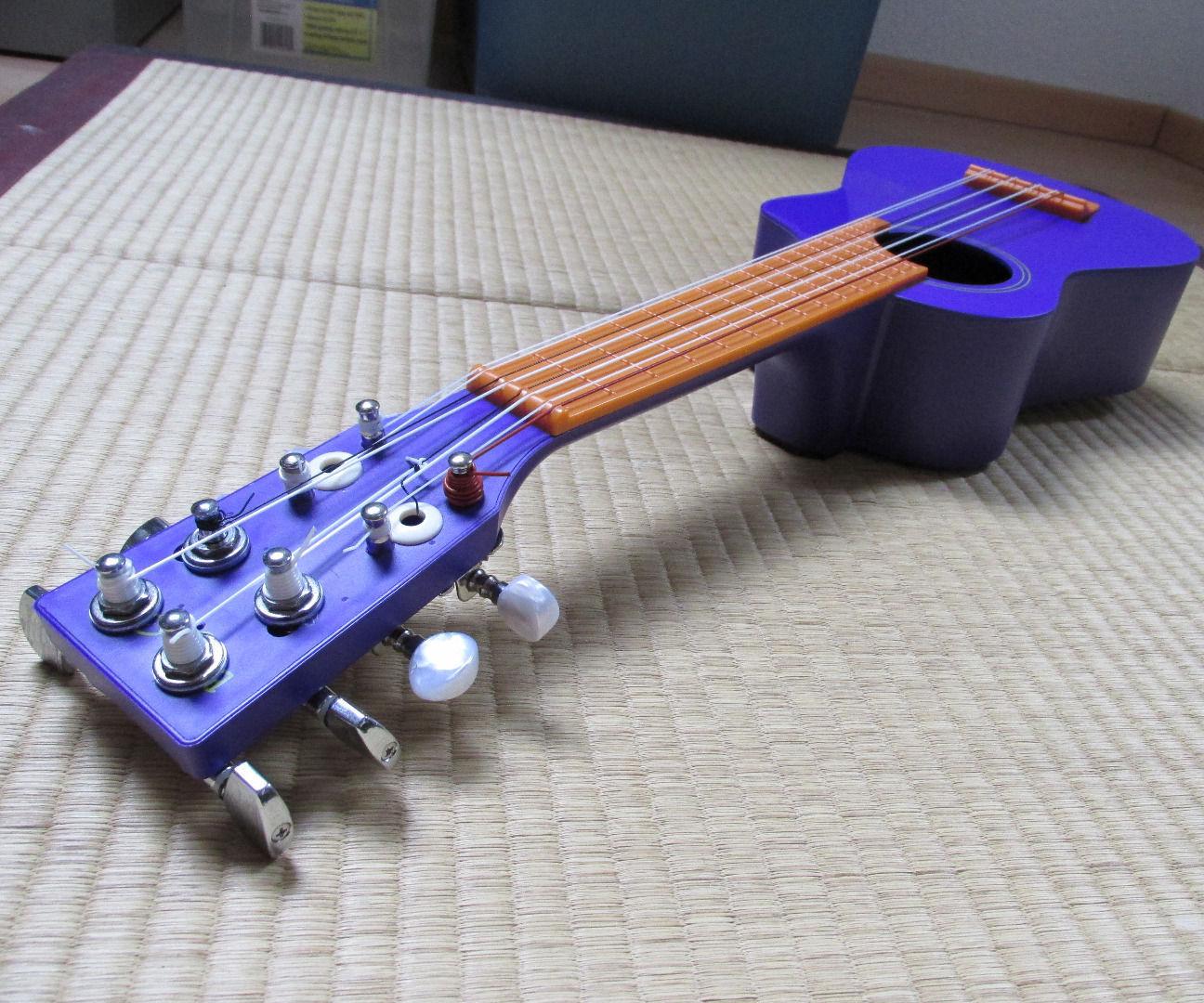 Make an 8-String Ukulele From your Normal Ukulele
