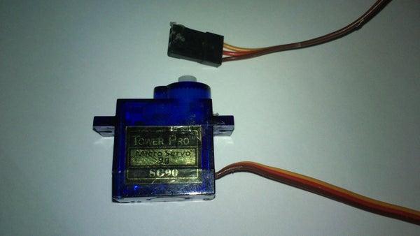 Tower Pro SG 90 Micro Servo Hack