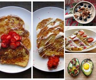 Classic Breakfast Recipes
