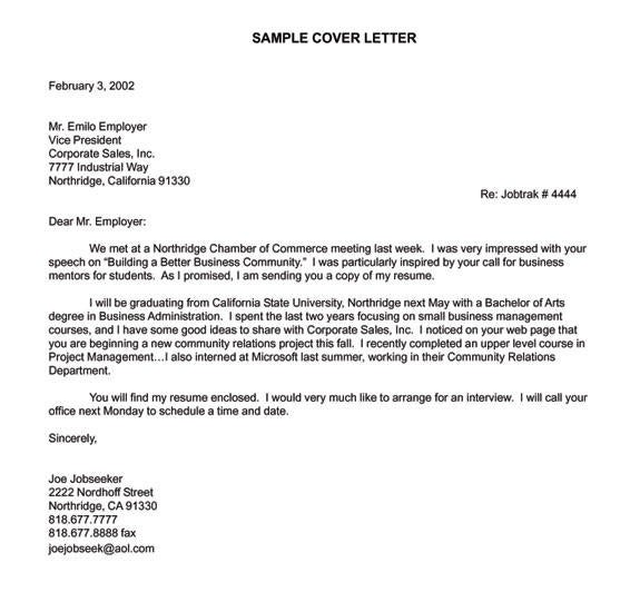 How To Write A Cover Letter 6 Steps