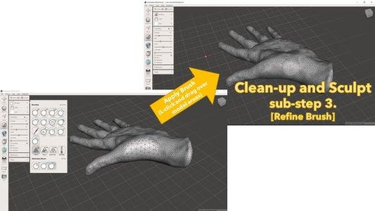 Edit Your Model in Meshmixer