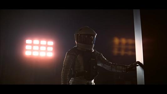 2001 a Space Odyssey Clavius Suit