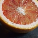 Blood Orange Meringue