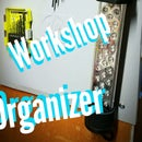 Magnetic Workshop Organizer