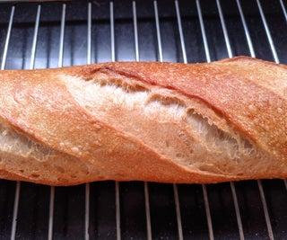 快的 ?酵母面包
