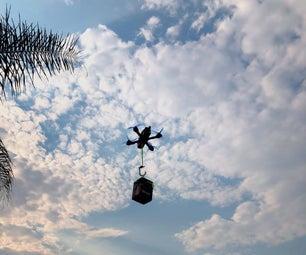 如何将任何无人机转换成送货无人机