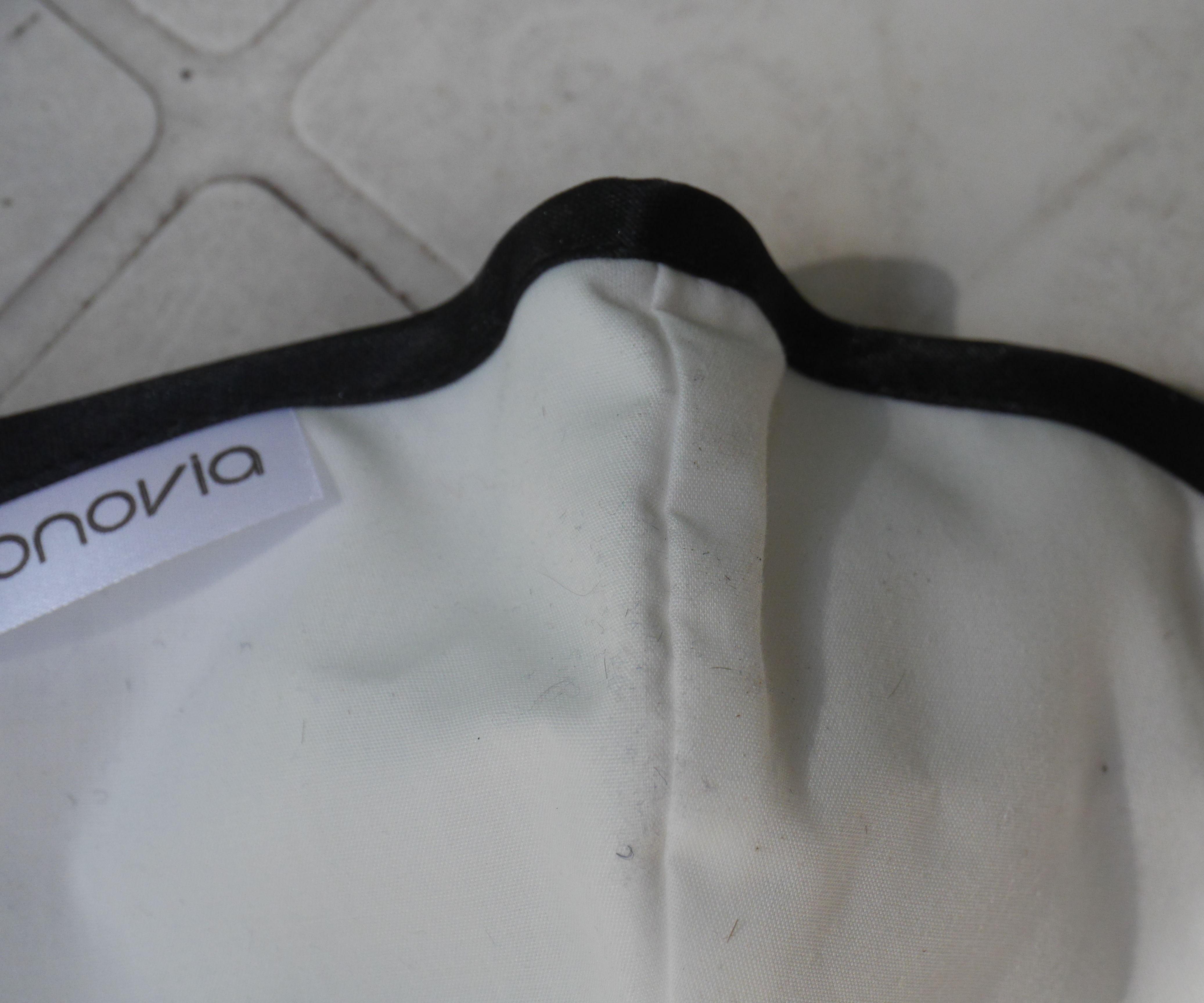 Adding a Nose Wire to a Sonovia Cloth Mask