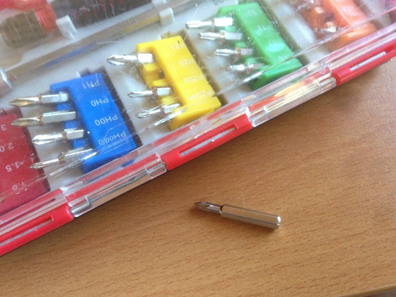 Install USB/LED Board in the 40mm Battery Door V2