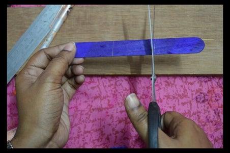Cutting Across the Sticks